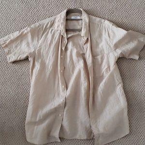 Uniqlo short-sleeve shirts